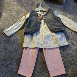 Baby 3 piece outfit